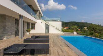 Panorámás exkluzív luxus villa – Gyenesdiás