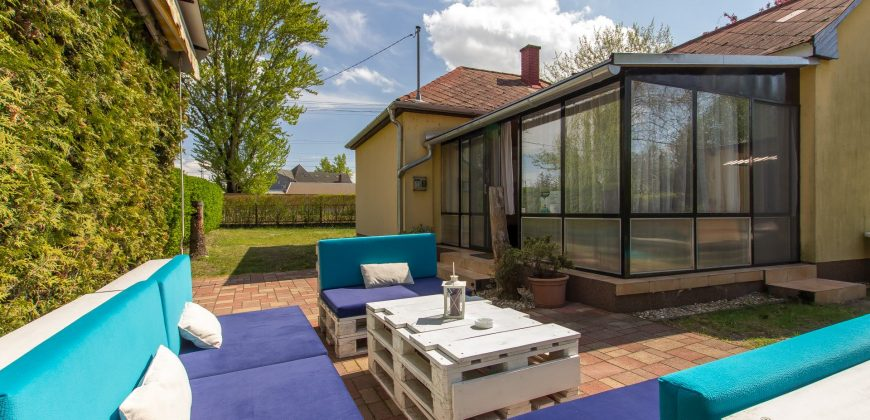 Éva nyaralóháza Fe31 – Balatonfenyves