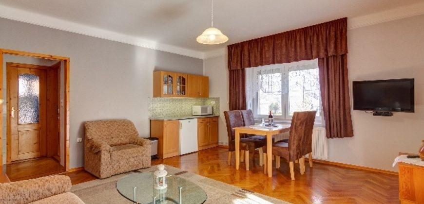 Andrea Villa Hévíz – 2 személyes apartmanja